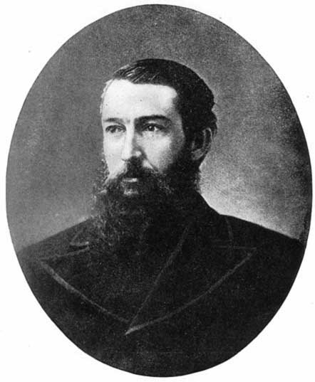 Sidney Lanier, namesake of Lake Lanier. 1842-1881