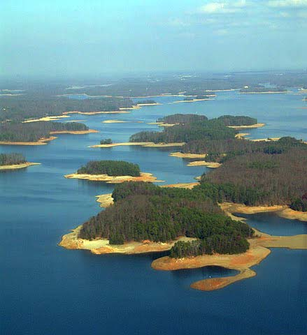 Lake Lanier Islands Sailing