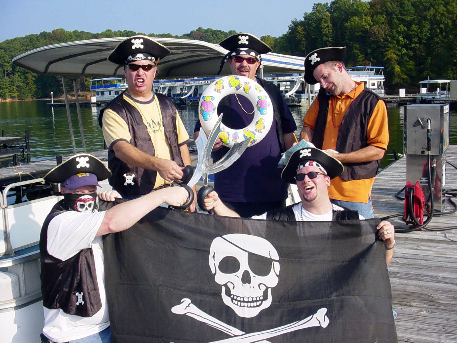 Pirate Cruise on Lake Lanier
